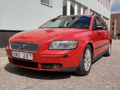 Volvo V50 2.4 125kW