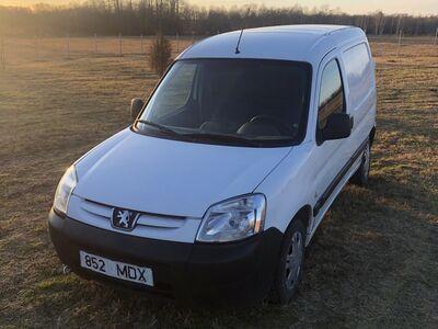 Peugeot Partner 2004 1.9 Diisel 51kW