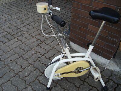 Töökorras kasutatud velotrenazöör.