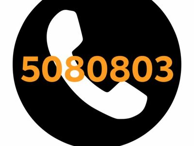 Telefoninumber 5080803