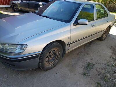 Peugeot 406 2,0d 80kW varuosadeks või tervikuna