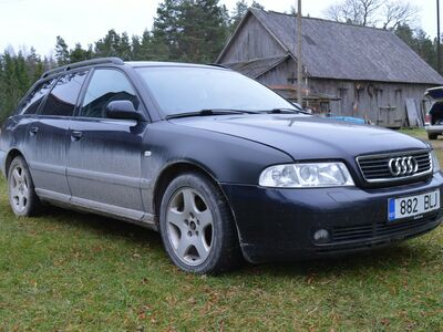 Audi A4 1,9 TDI 2000