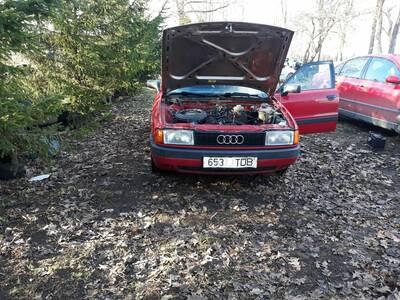 Audi 80 varuosad