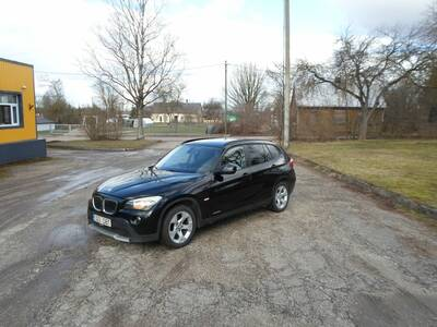 BMW X1 1,8 X-Drive2,0 TD 105kW, nelikvedu