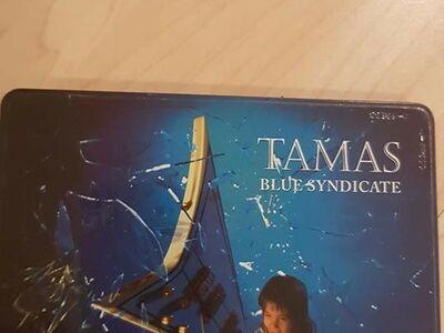 TAMAS BLUE SYNDICATE CD