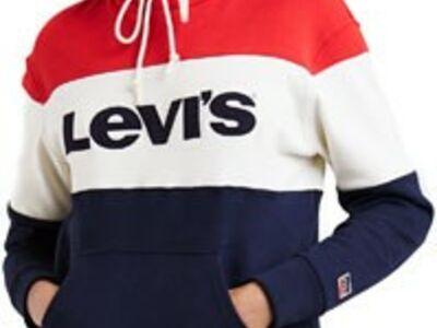 Kvaliteetne Levi's pusa XS suuruses