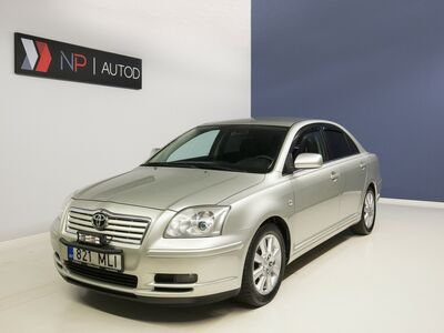 Toyota Avensis D-4D 2.2 110kW