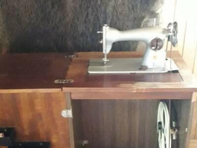 Jalaga õmblusmasin