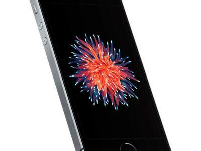 Uus iPhone SE 32GB Grey
