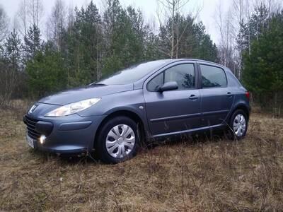 Peugeot 307 1.6 diisel SOODUS! Vahetusvõimalus!