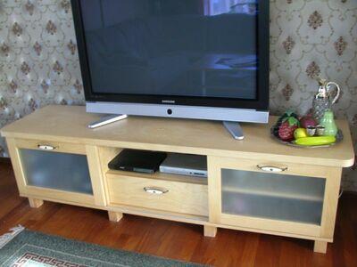 Tv aluskapp