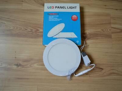 LED lamp süvistatav 12 W, UUS