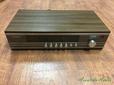 EX LIBRIS t500 stereo tuner