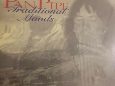PAN PIPE TRADITIONAL MOODS cd  