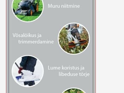 Kinnisvarahooldus Lõuna-Eestis