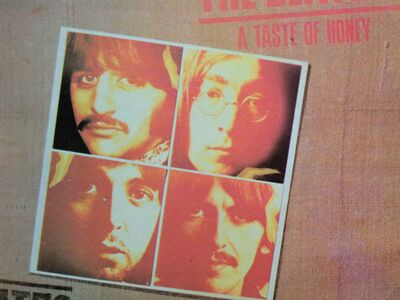 The Beatles, A Taste of Honey vinüülplaat