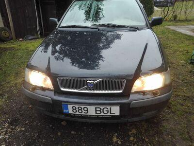 Volvo V40 Facelifte 1,9 D ,85 KW