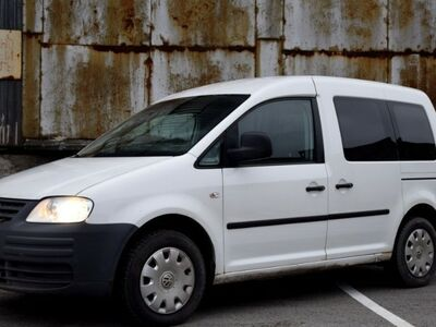 VW Caddy 1.9d