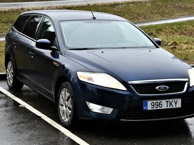 Ford Mondeo 1.8tdci 92kW