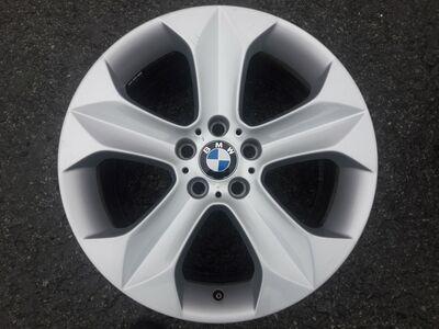 "BMW X5 / X6 veljed talverehvidega 19"" 5x120"