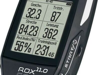 Sigma ROX 11.0 GPS Black Set jalgratta arvuti UUS