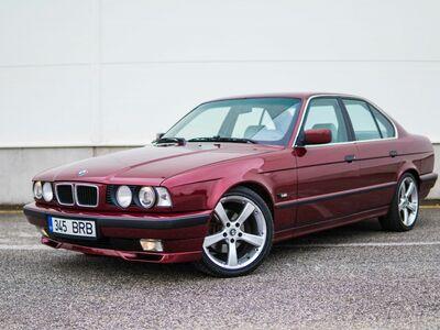 BMW 540 4.0 V8 210kW väga korralik