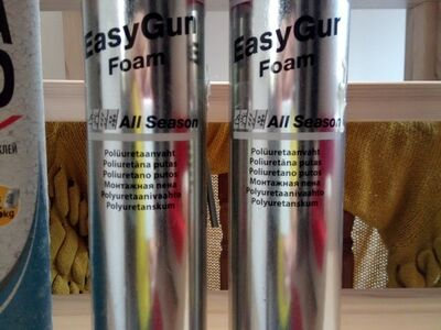 Polüuetaanvaht Penosil Easy Gunfoam All Season