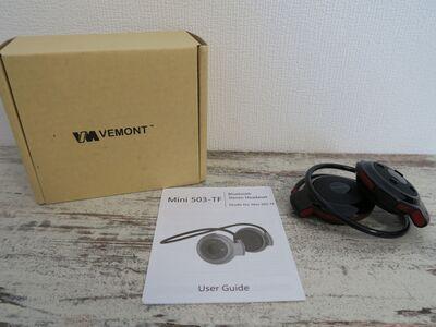 VEMONT Mini 503-TF 3in1Bluetooth MicroSD mp3 FM...
