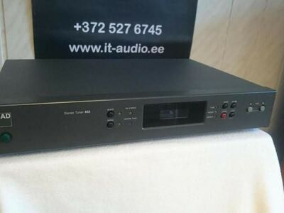 NAD 402 AM/FM Stereo Tuner