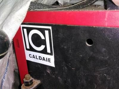 Gaasikatel ICI CALDAIE