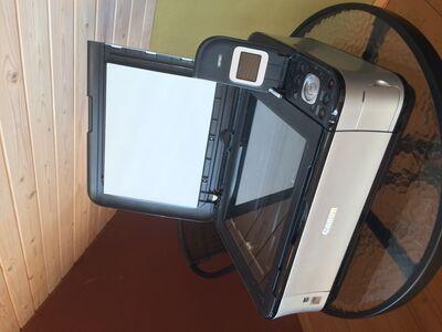 Tindiprinter Canon MP560!
