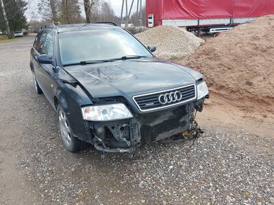 Audi a6 110kw quattro manuaal varuosadeks