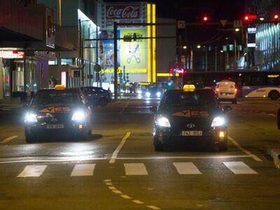 Taksojuht saab töö Tallinnas