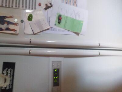 Side by side külmkapp