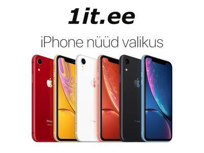 Suur valik garantiiga iPhone