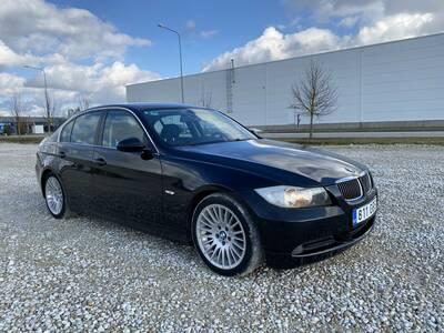 BMW 318d 100kW, 2008