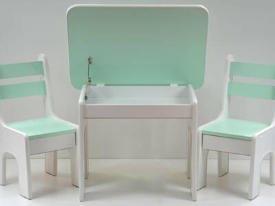 Laste laud ja toolid