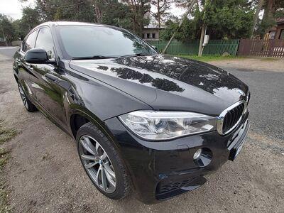 BMW X6 M pakett 3.0 190kW