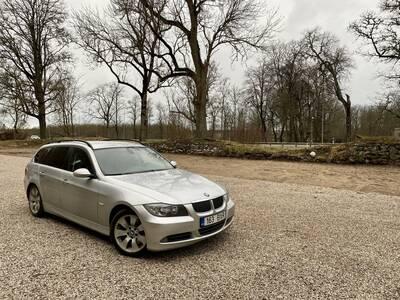 BMW 330 XD E91 2007