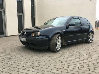 Volkswagen Golf 4 kupee  1.6 74kW