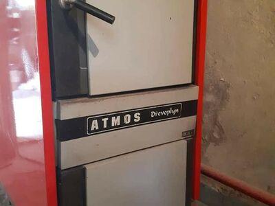 Keskküttekatel Atmos