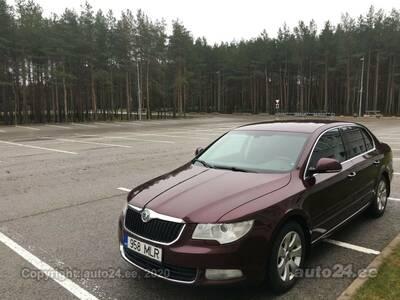 Škoda Superb 1.8 118kW