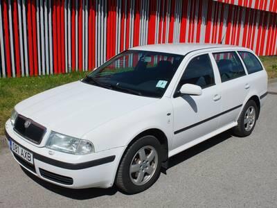Škoda Octavia 2003 1,9 TDi 96kW