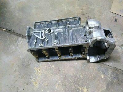 Volga mootoriplokk