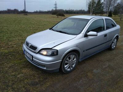 Opel Astra G luukpära, 98a