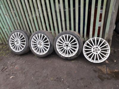 "19"" 5x112 valuveljed"