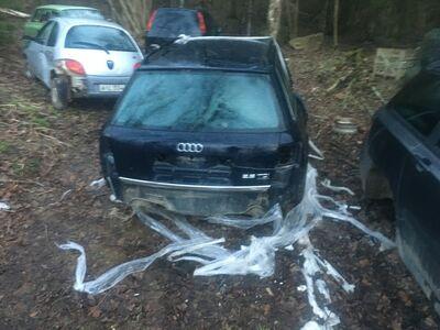 Audi A6 c5 2.5 110kw quattro varuosadeks
