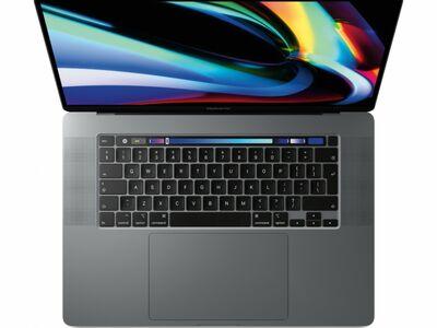 """Uus ja kiles Macbook Pro 16"""" 2019 1TB."""