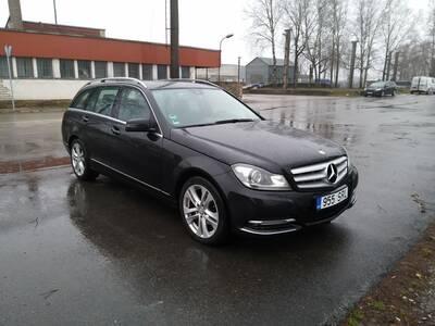 Mercedes-Benz C200 CDI 100KW 2014