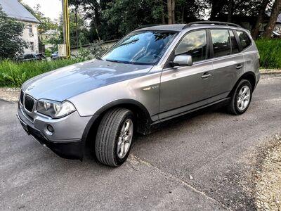 BMW X3 2.0 130kW